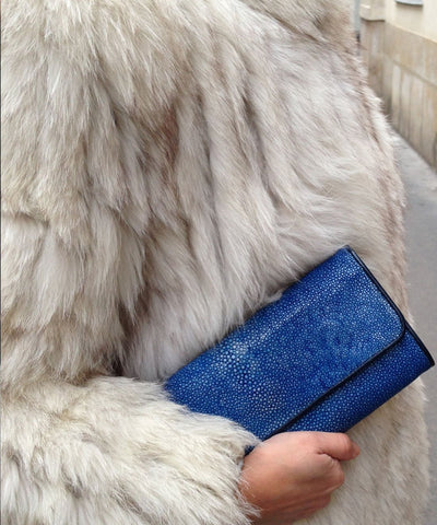 galuchat-blue-span gallery pouch