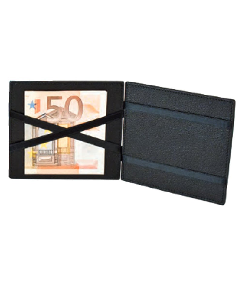 Porte Carte Porte billet cuir orange - Bhome