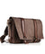 Large brown men's business bag