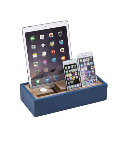 recharging station-leather bhome