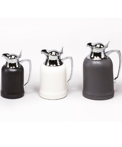 Trianon insulated leather bottle