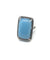lessisrare metron ring art deco jade blue silver marcasites