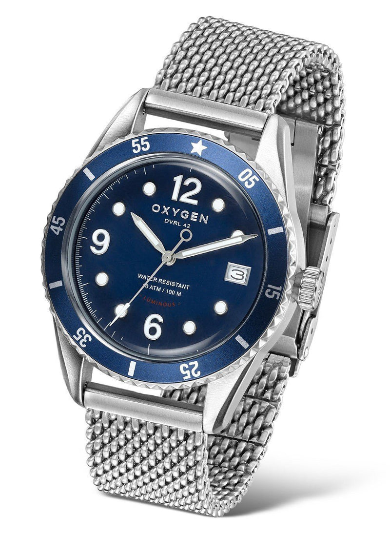 Diver 42 Baltic Watch - Oxygen Legend