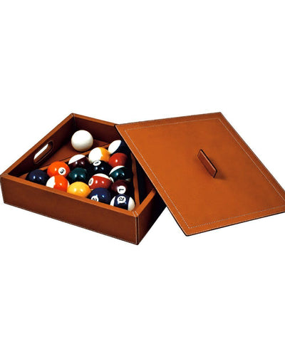 Bhome Leather Billiard Box