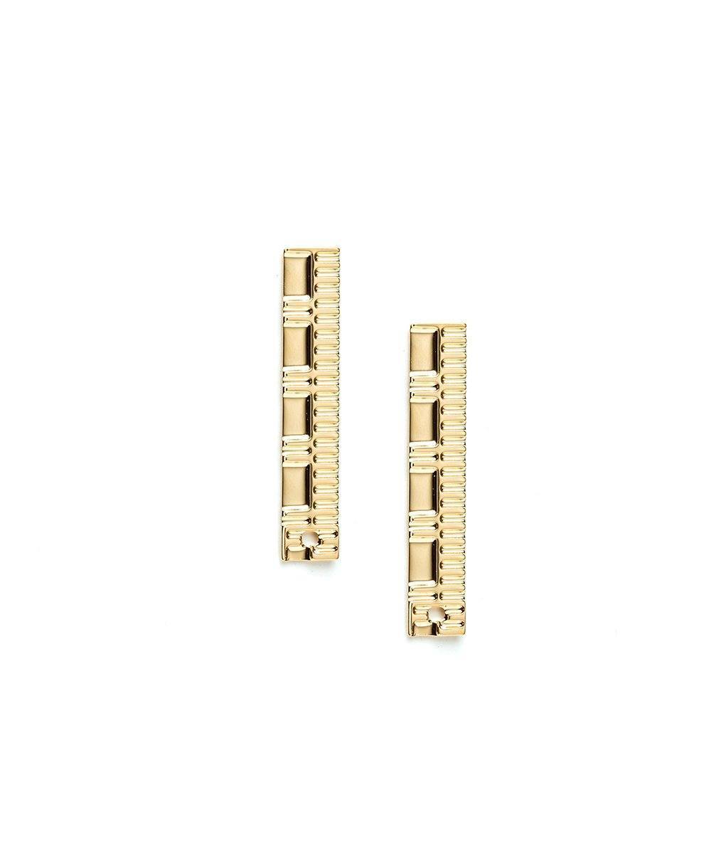 Earrings Gearing S golden designer Earrings