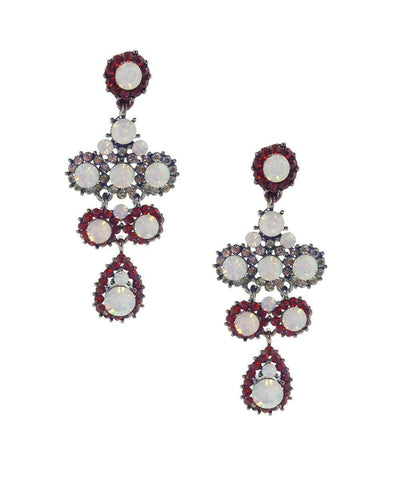 Boucles d'oreilles The Tudors Editions LESSisRARE Bijoux