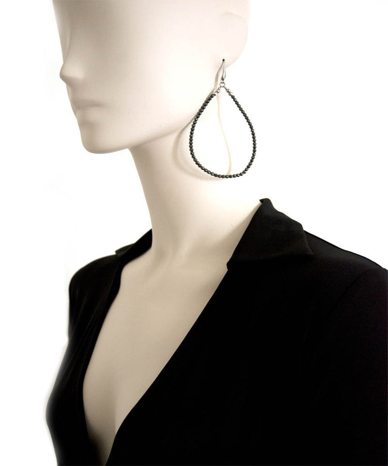 fonsi-long-earrings-doreilles creoles-en hematites