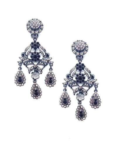 Clip Earrings Marie Antoinette Editions LESSisRARE Jewels