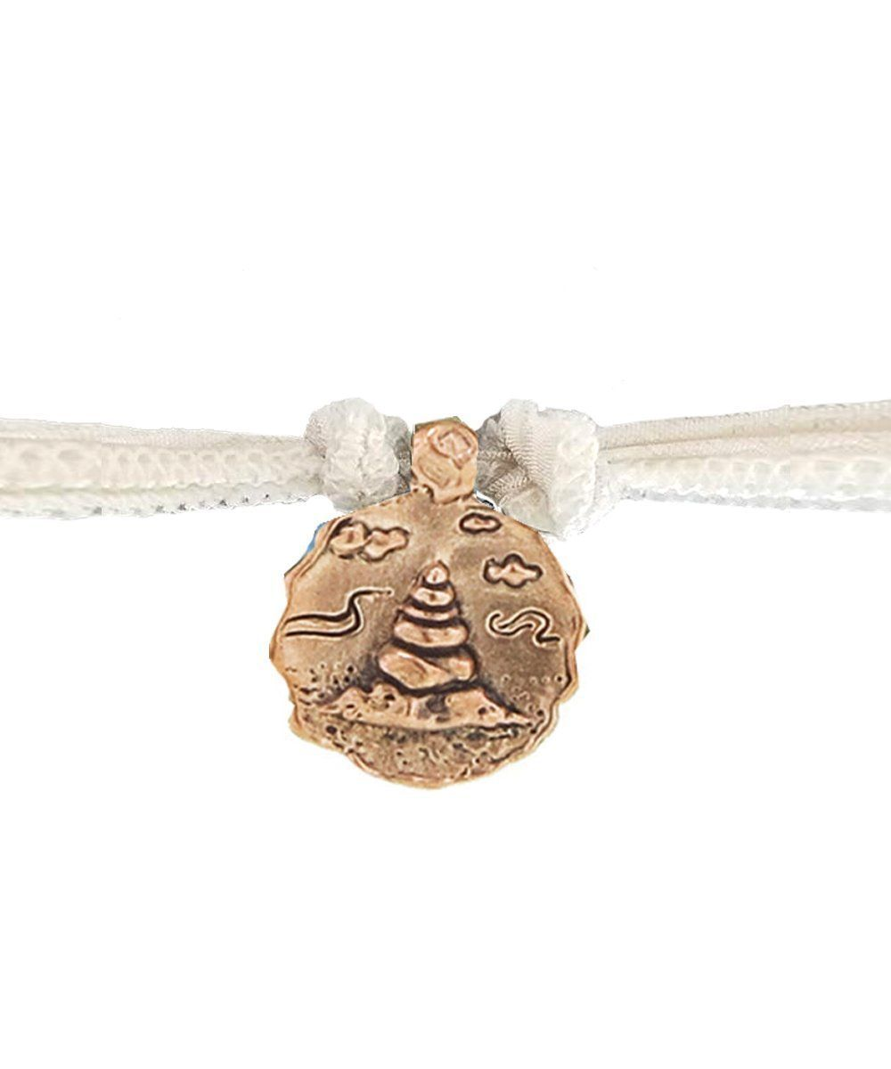 Bracelet charm New Sanctuary en bronze - Catherine Michiels