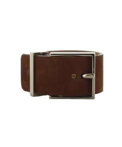 house-Boinet-Cuff-leather-belt-buckle-brown