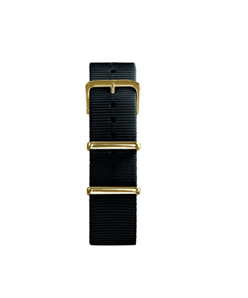 Nato Pink Gold Bracelet - oxygen watch