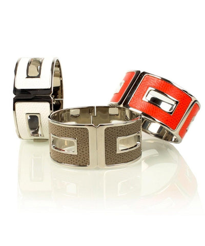 bhome woman leather bracelet