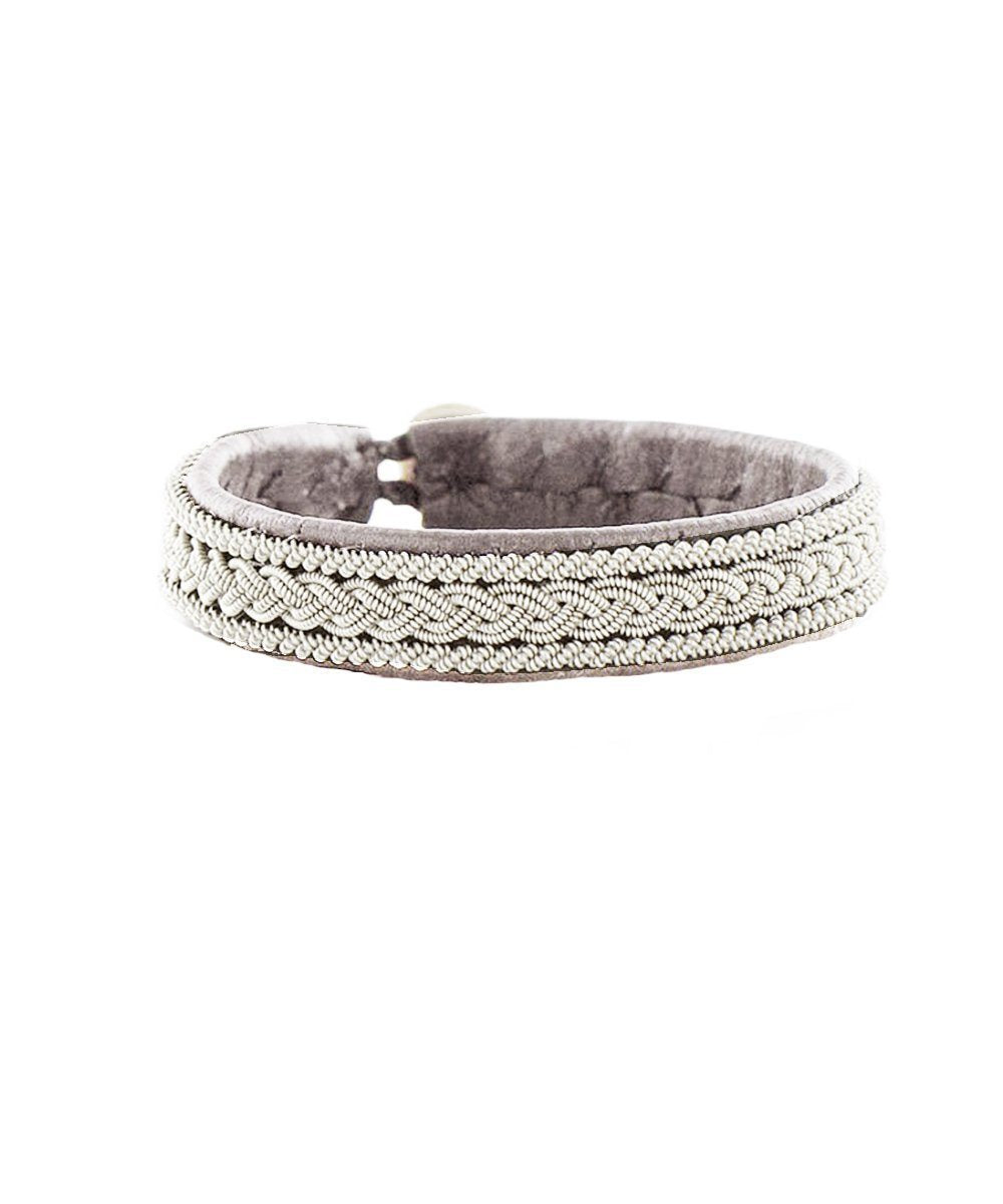 Light Taupe Hanna Wallmark Bracelet