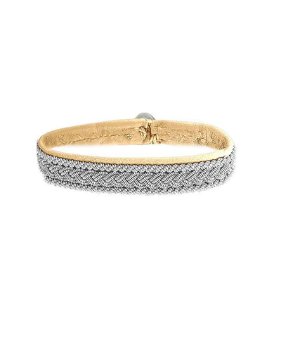 Hanna Wallmark Light Gold Bracelet