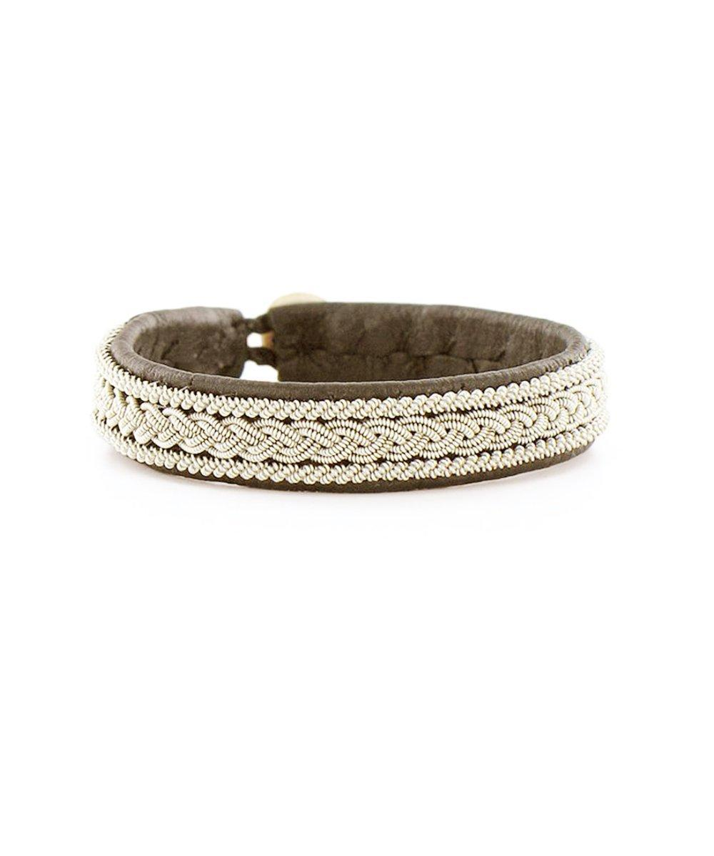 Khaki Light Bracelet Hanna Wallmark