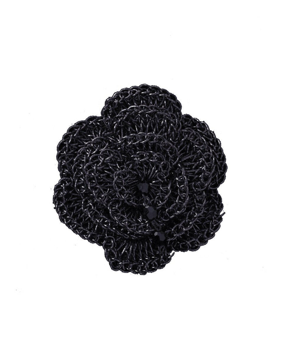 Betty gabrielle-spindle-flower-hooked-black