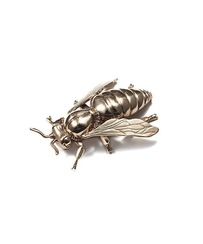 bernard-Delettrez-Kraut-bee-in-gold-and-bronze