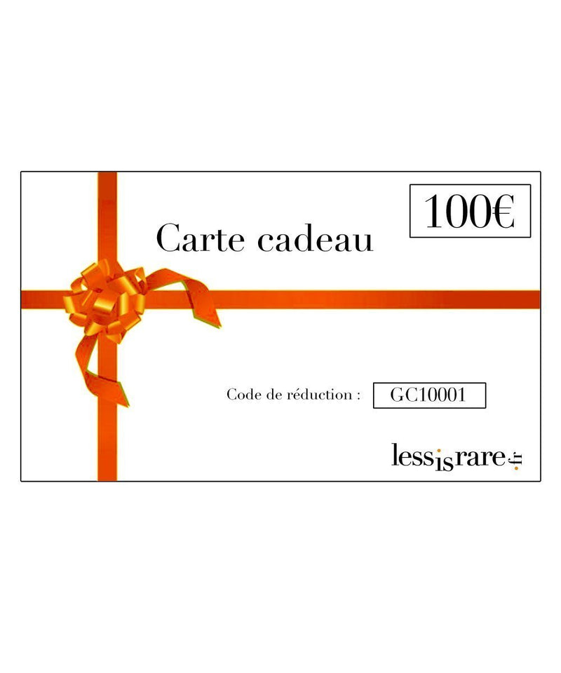 Gift Card-100-euro-lessisrare-without-date-limite.jpg