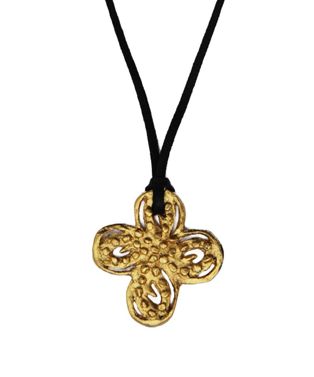 Clover pendant necklace - Carole Saint Germes