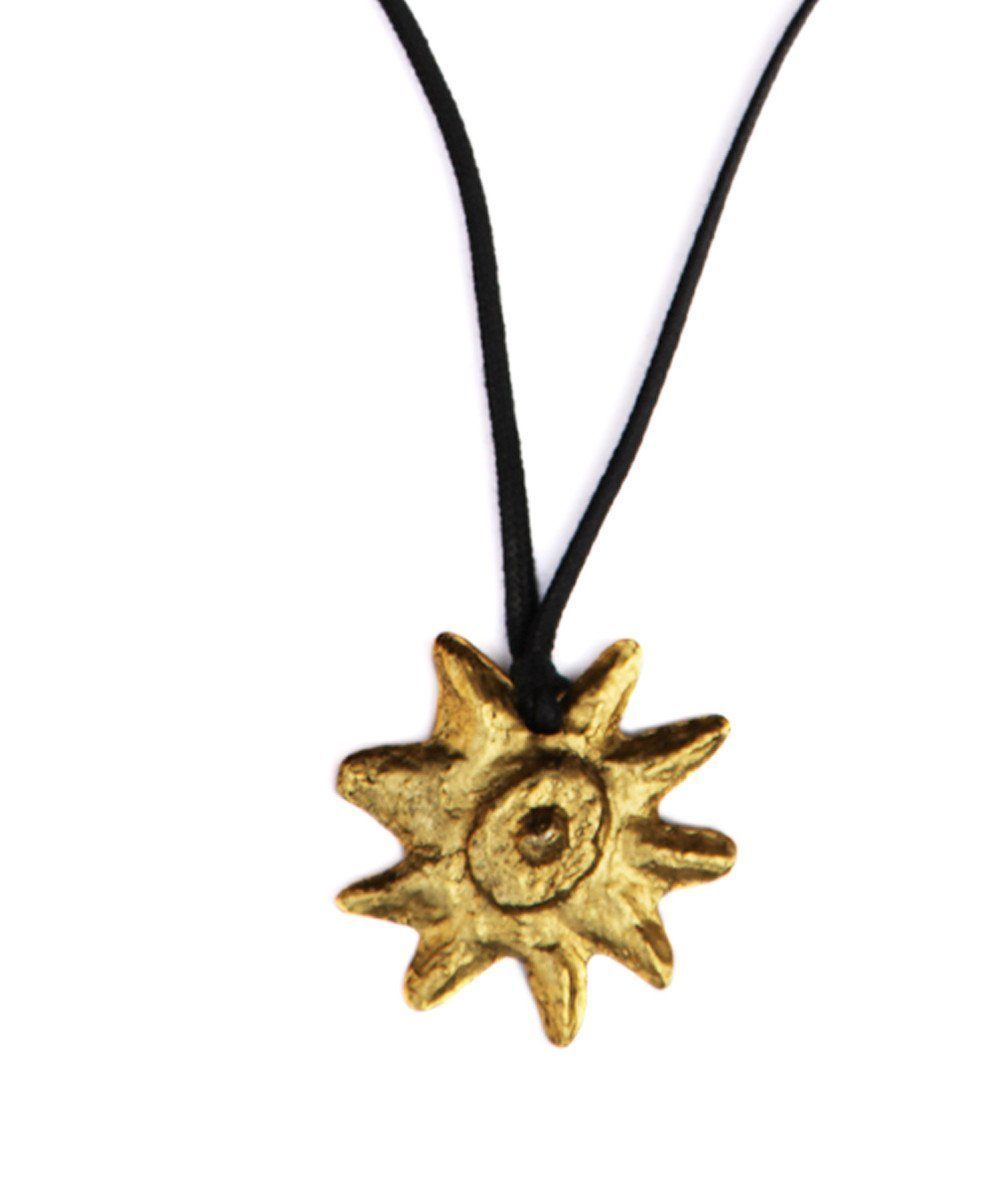 Carole-saint-germ-necklace-sun-hammered gold