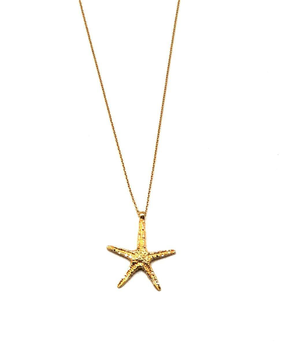 Starfish necklace - Tina Kotsoni