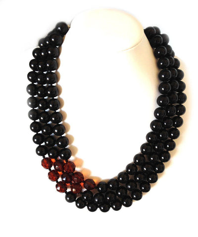 flotb-collar ranks 3-pearls-and-black-crystals