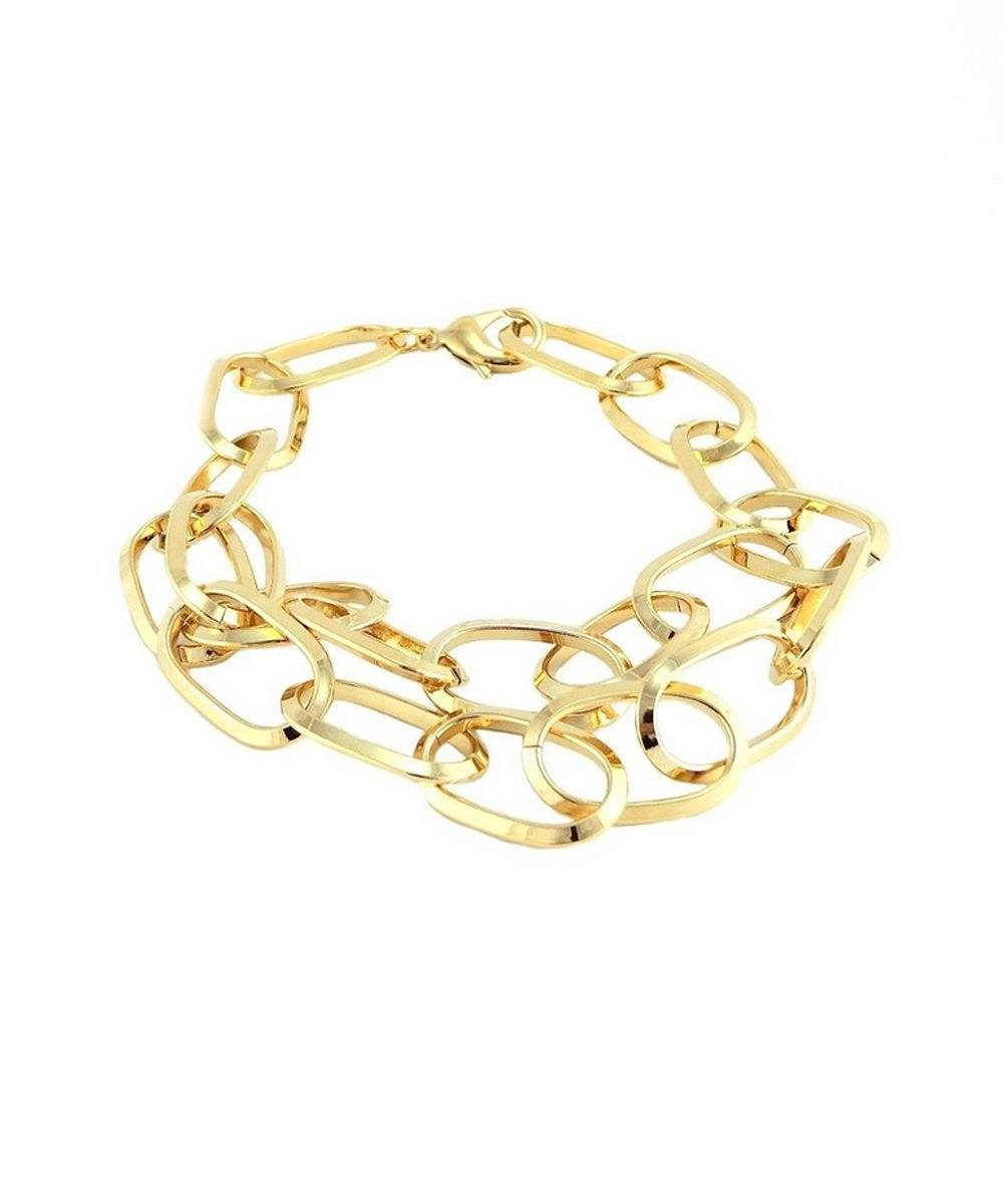 WAY CHOKER gold choker necklace - Isabelle Michel