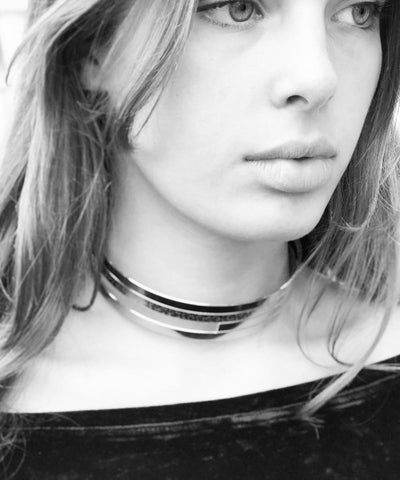 necklace-ras-de-cou-dun-michel-choker-silver-focused
