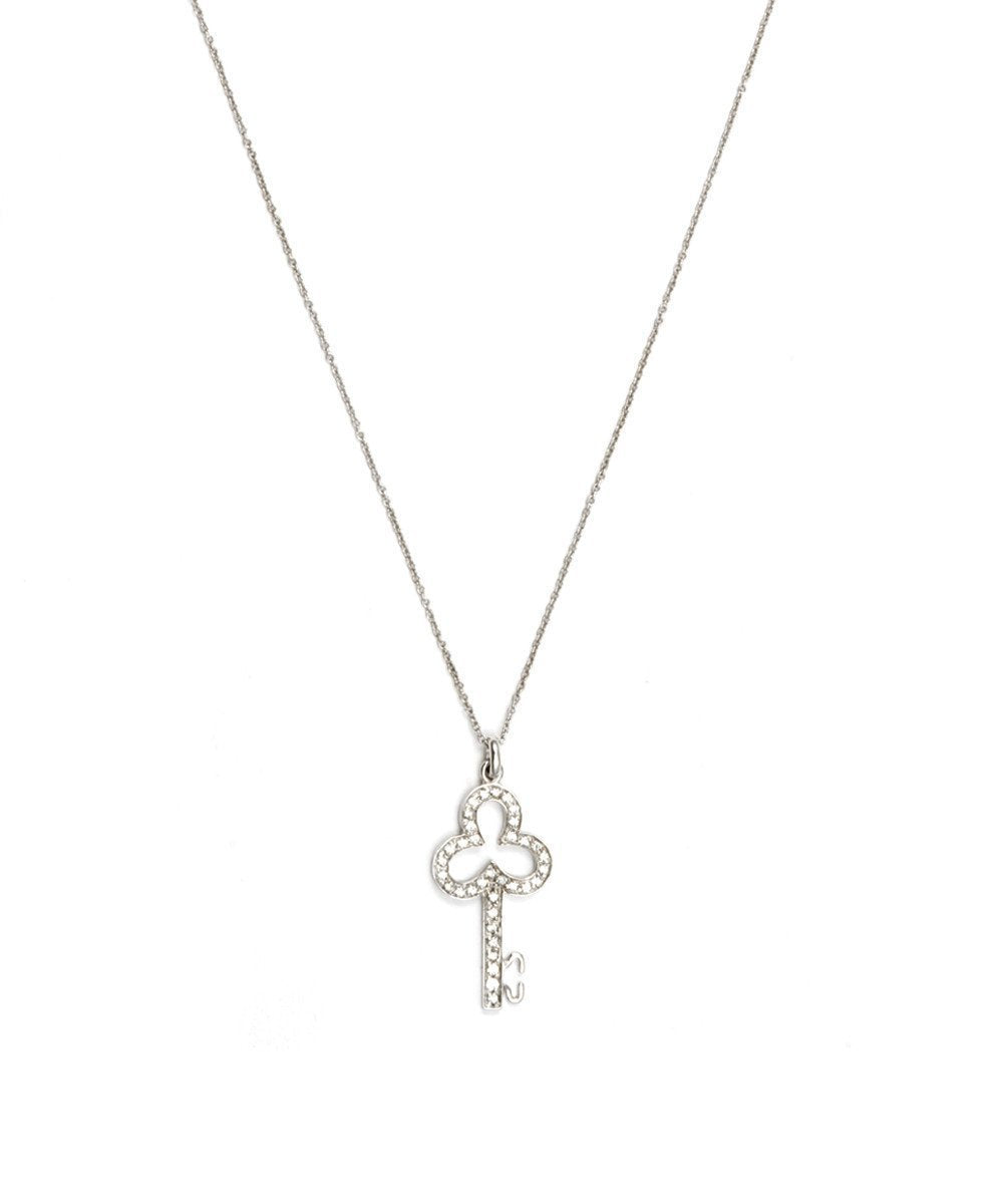 bernard-delettrez-collier-cle-en-or-et-diamants-fleur