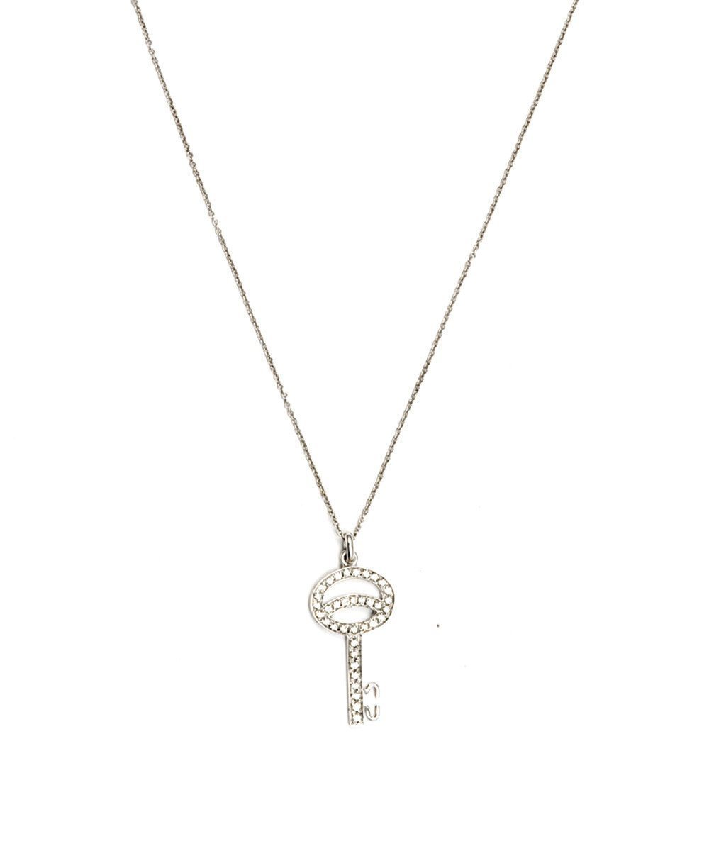 bernard-delettrez-collier-cle-en-or-et-diamants-ovale