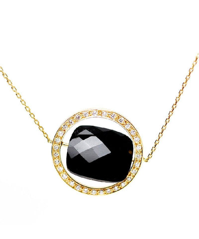 collier onyx paola zovar grand regard diamants
