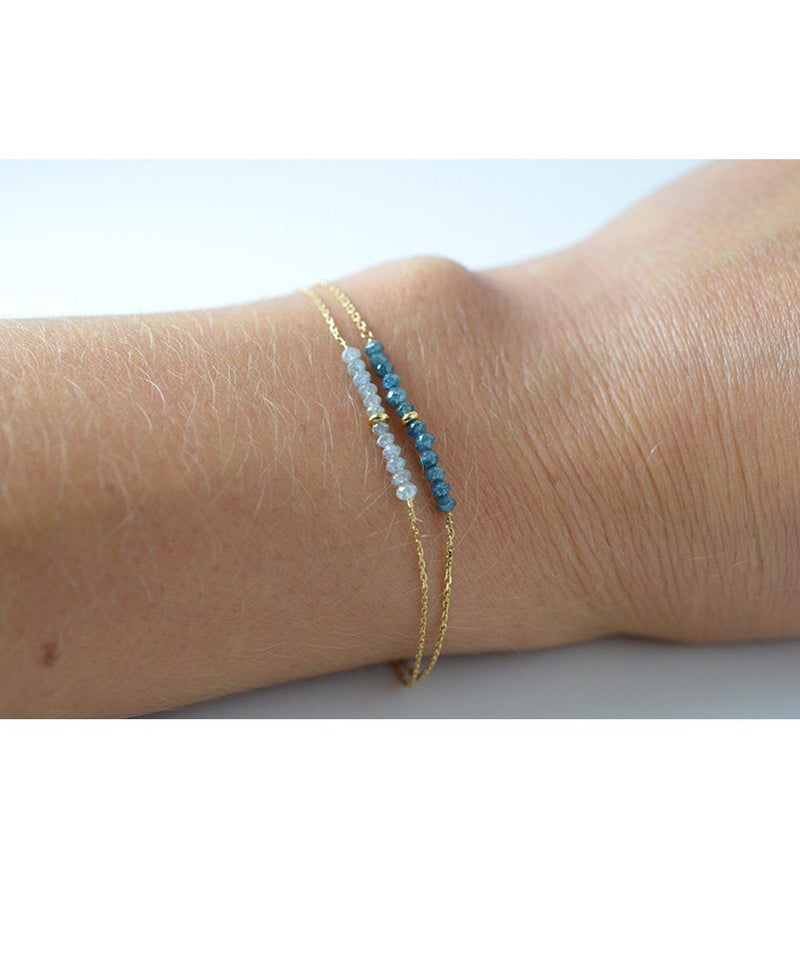 Rock Diamond Bracelet - Paola zovar