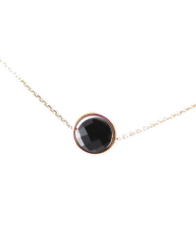 onyx necklace my little by Paola zovar
