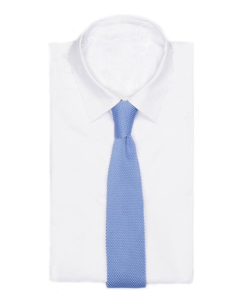 Icar Silk Knit Tie - Editions LESSisRARE