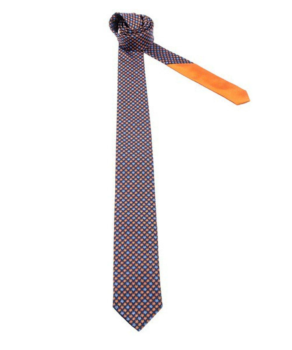 tie-achil-in-silk-blue Editions LESSisRARE