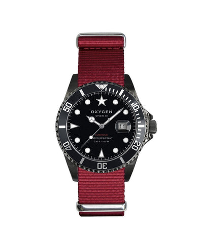 show oxygen-watch-wrist nylon rouge.jpg