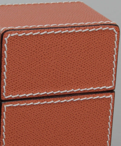 2 Bhome Designer Leather Card Game Box