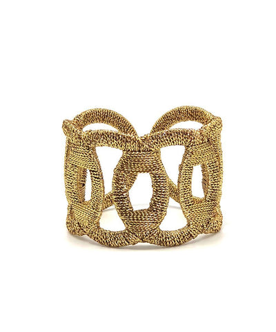 gold-cuff-adjustable-bracelet Boks & baum