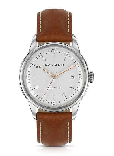 show oxygen-leather