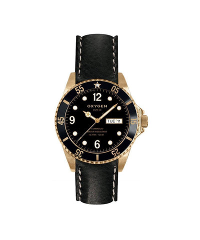 show oxygen-watch-strap leather Dial-black-doré.jpg