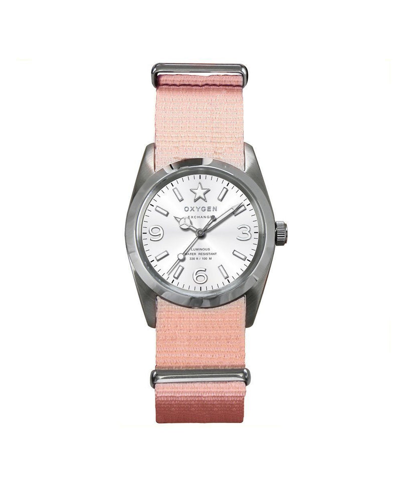 Montre Exchange Sport Paris 38, 3 bracelets - oxygen watch