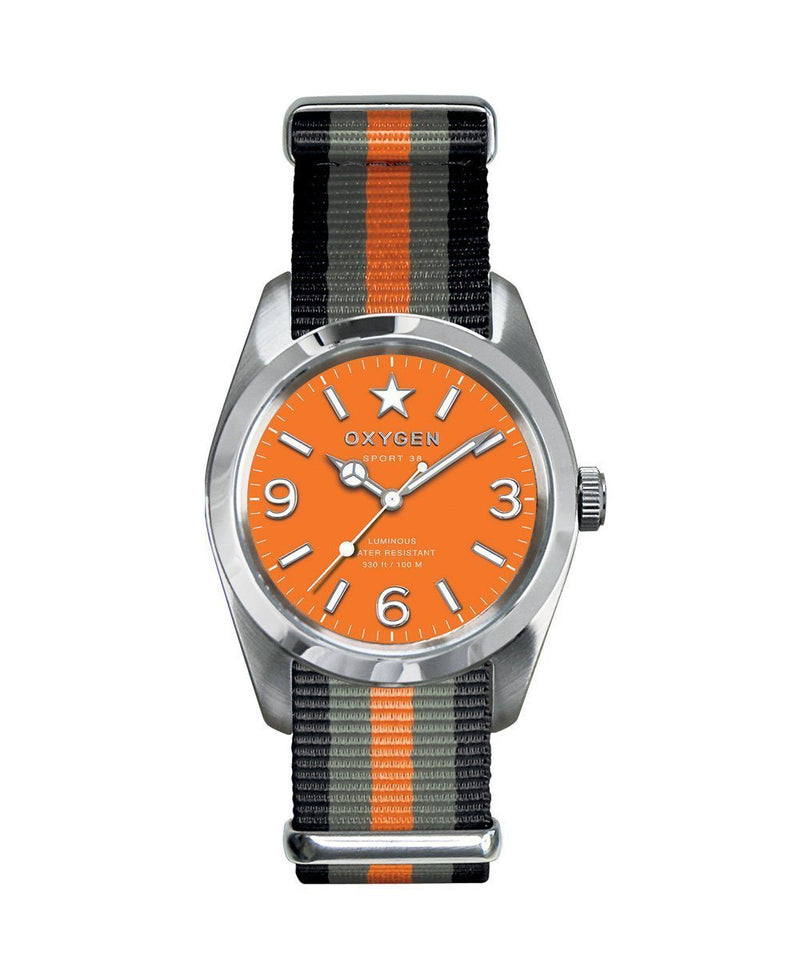 Oygen wrist-watch-bracelet tricolor Dial-orange.jpg
