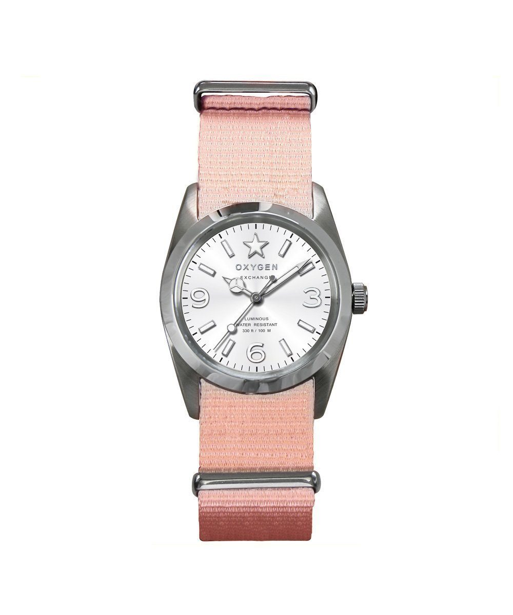 show oxygen-watch-strap interchangeable-pink Dial-blanc.jpg