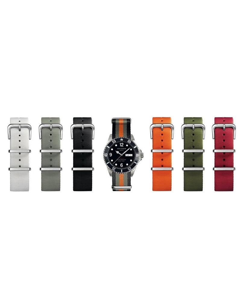 Montre Exchange Diver AMS 40 coffret cadeau - oxygen watch