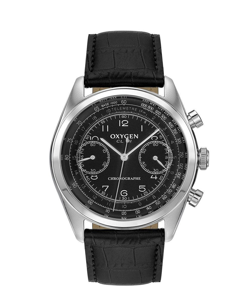 Chrono 41 Ayrton Watch - Oxygen Legend