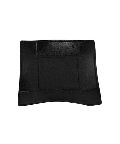 empty-pocket leather-black-empty