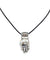 Mudra pendant in silver and diamond - Catherine Michiels