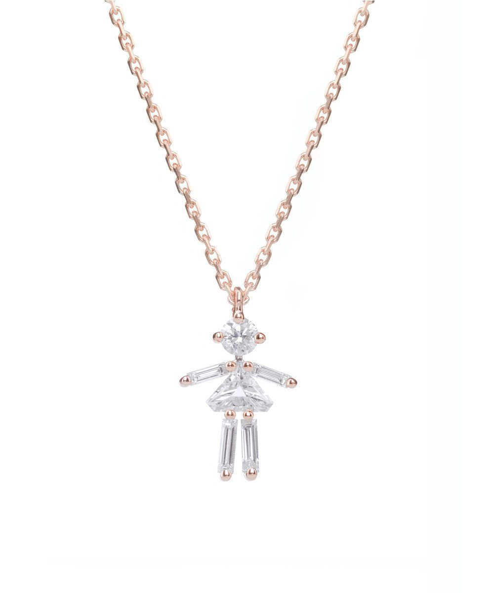 little-ones-paris-pendant-girl-pink-gold-and-diamond