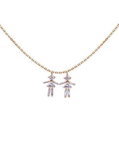 little-ones-paris-collar customizable double-or-pink-and-diamonds