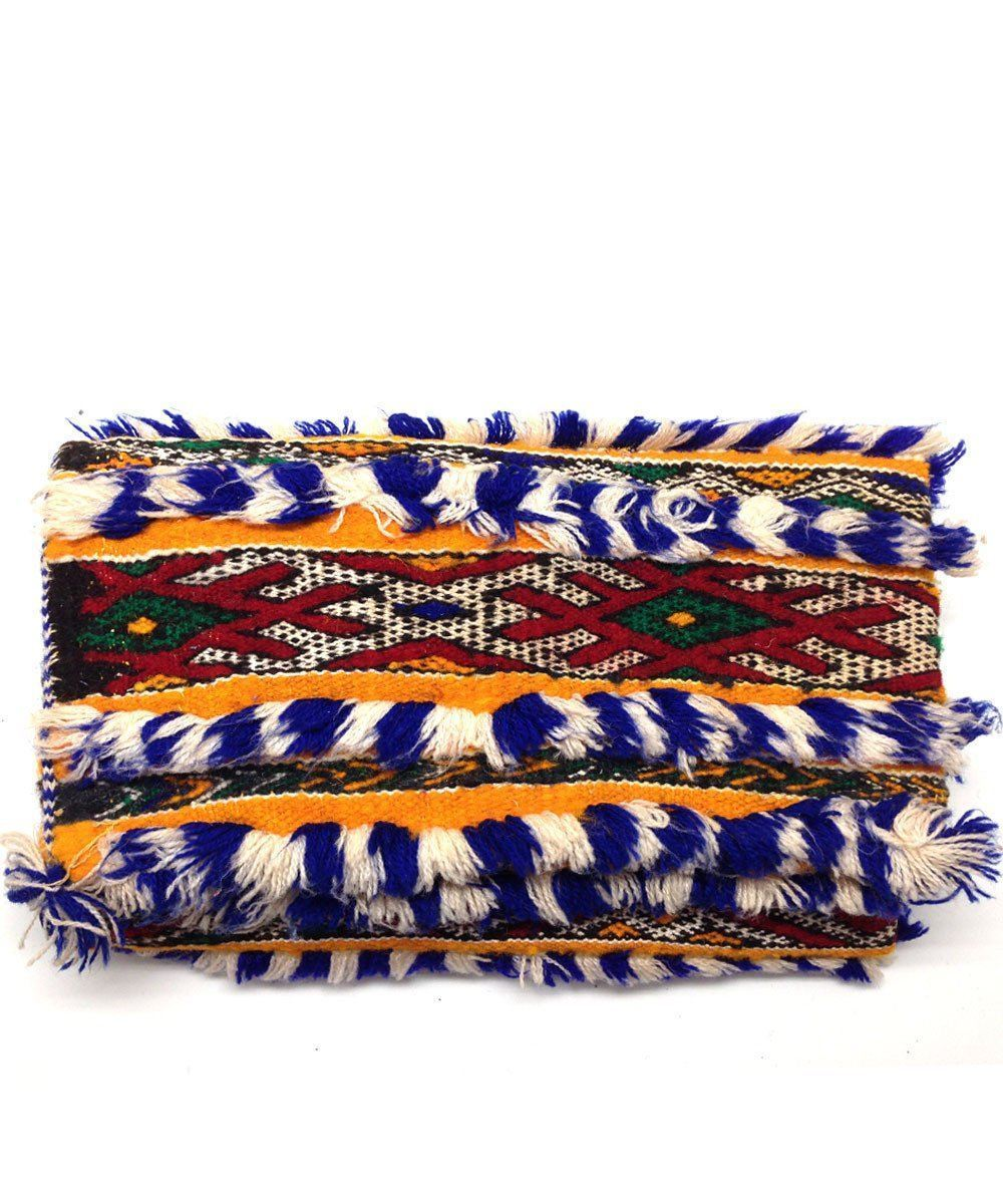 pouch-kilim-blue Editions LESSisRARE